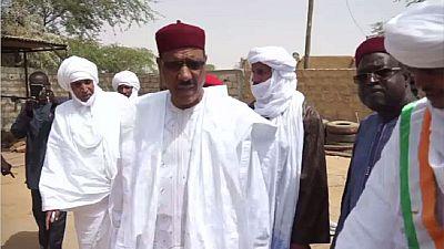 Niger: le sort de l'humanitaire américain enlevé reste «inconnu»