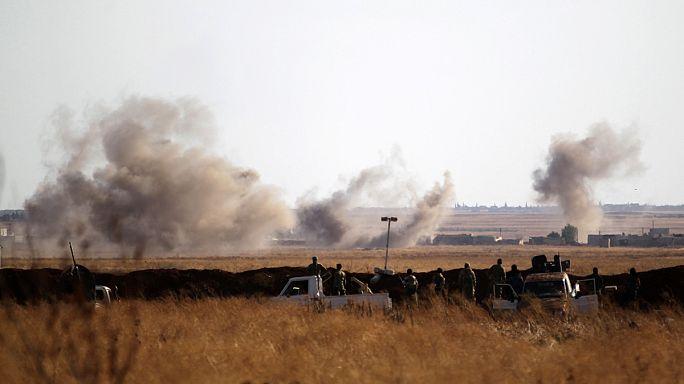Fırat Kalkanı Harekatı: ÖSO bir haftada 26 bölgeyi DAEŞ'ten aldı