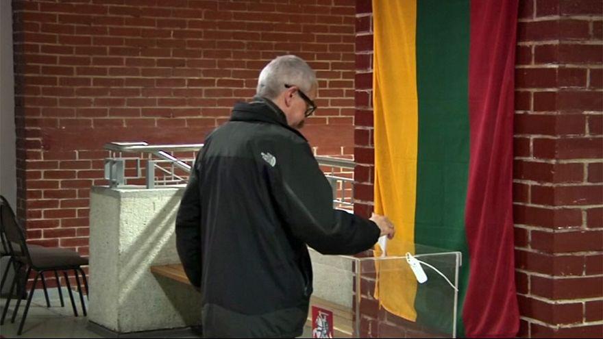 Литва: второй тур парламентских выборов