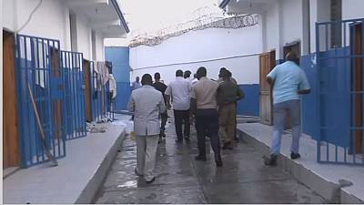 More than 170 inmates escape Haiti jail