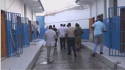 Plus de 170 prisonniers s'évadent d'une prison en Haïti