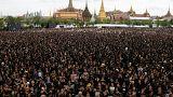 Trauer um Thailands König