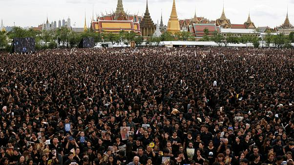 Remembering Thailand's king