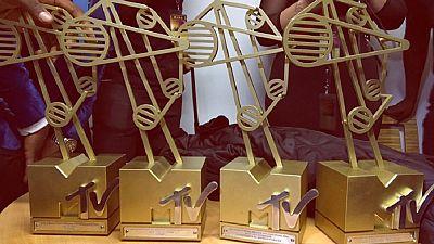 Nigerian music artist Wizkid sweeps three awards at the 2016 MAMAs