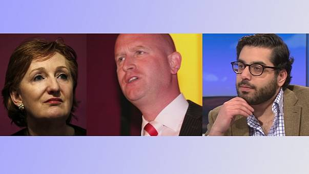 UKIP'te liderlik için iki yeni aday