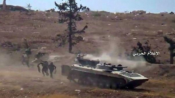A tűzszünet után ismét heves harcok dúlnak Aleppóban