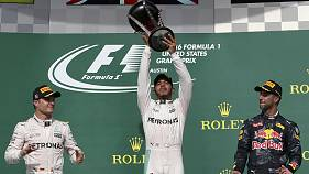 Crutchlow becomes first British rider to win Australian MotoGP as Hamilton celebrates 50th career F1 victory