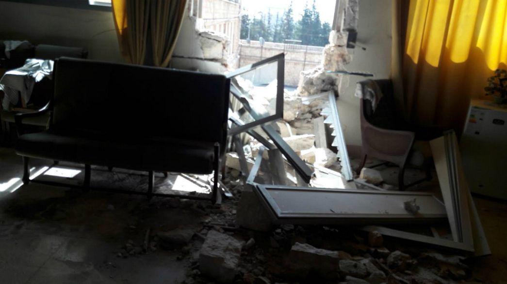 Síria: Retalhos da vida de um médico em Alepo