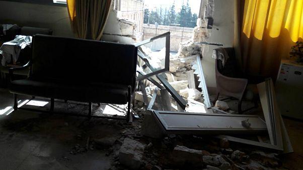 """L'inferno di Aleppo, un medico a Euronews: """"Si muore ad Est come ad Ovest"""""""