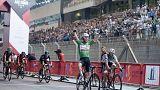 Ciclismo, Abu Dhabi Tour: Kangert vince la corsa, Cavendish l'ultima tappa