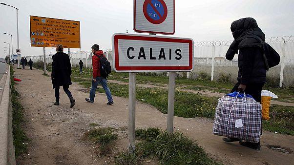 """Governo francês inicia desmantelamento da """"Selva"""" de Calais"""