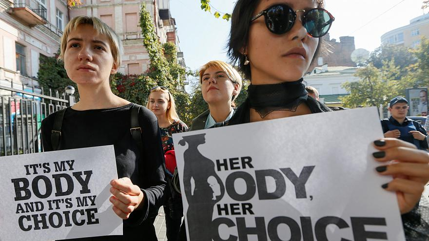 Women in Poland hold more protests against tighter abortion laws