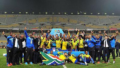 South Africa celebrates Sundowns for historic CAF Champions League triumph