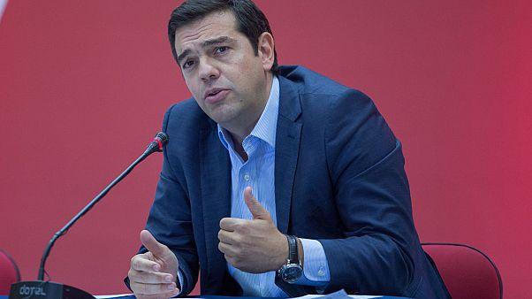 Αλ.Τσίπρας:«Είναι ώρα και οι πιστωτές να τηρήσουν τις δεσμεύσεις τους για να καταλήξουμε σε μέτρα ελάφρυνσης του χρέους»
