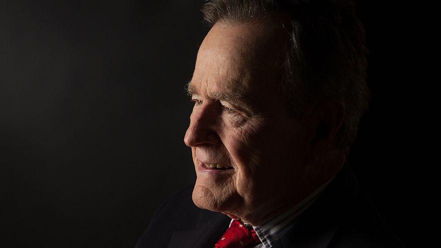 Image: Former President George H.W. Bush