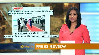 Revoir la revue de presse du 24-10-2016 [The Morning Call]