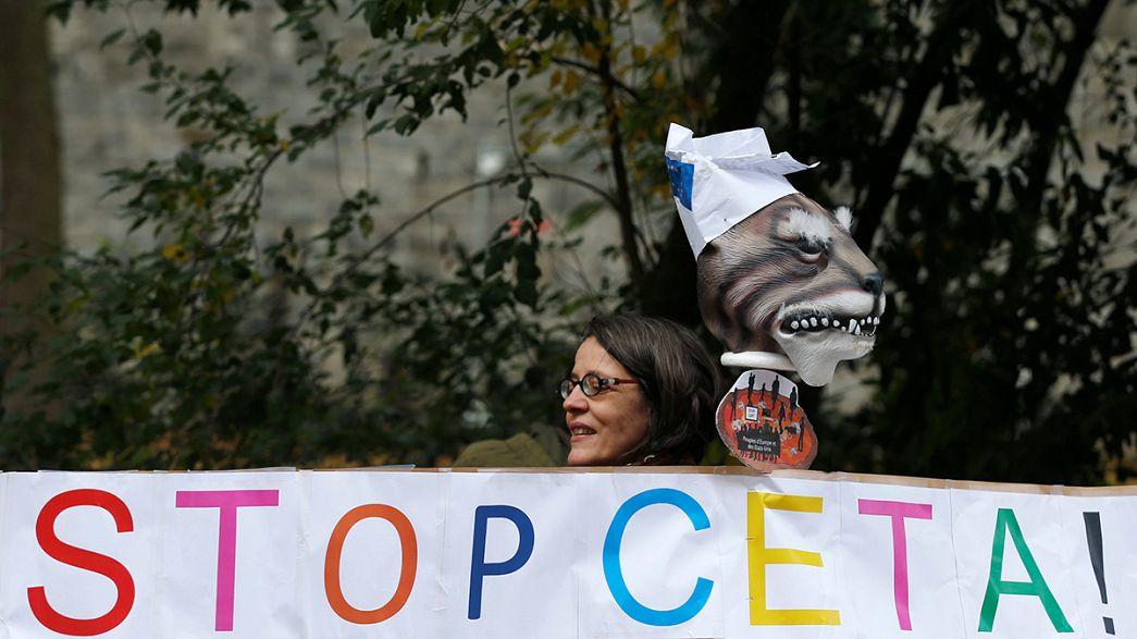 Valon meclisi ile AB arasında CETA ültimatomu