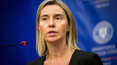 L'UE exprime ses regrets après la décision de l'Afrique du Sud et du Burundi de quitter la CPI