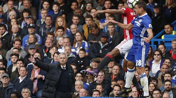 The Corner: Debakel für Mourinho - FC Chelsea schlägt Manchester United mit 4:0