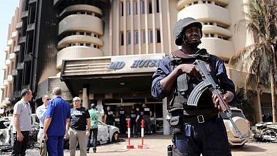 """Burkina Faso : la police annonce le démentèlement """"d'un réseau terroriste"""""""