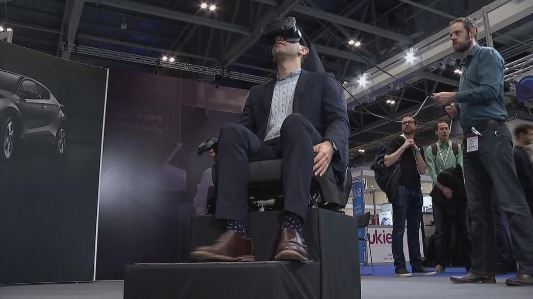 Realidad virtual y realidad aumentada, la nueva revolución informática