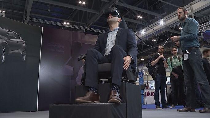 مستقبل الواقع الإفتراضي والواقع المعزز في معرض لندن للتكنولوجيا