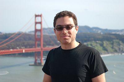 Iranian-American consultant Siamak Namazi in San Francisco in 2006.