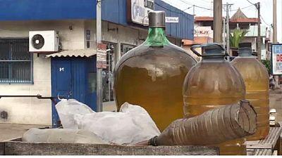 """Carburant """"sale"""" : les Béninois réagissent"""