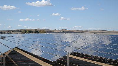 Senegal in renewables drive, unveils new solar park
