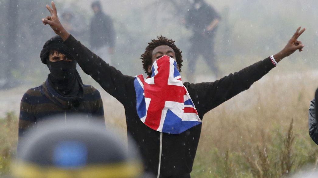 """17 ans de """"Jungle"""" à Calais"""