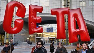 Wallonien bleibt bei Nein zu CETA