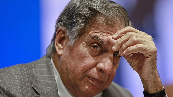 Új elnököt keresnek az indiai Tata Sons élére
