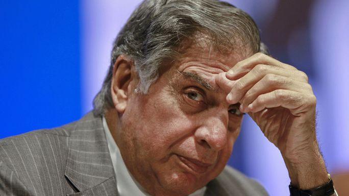 Ratan Tata volta a liderar grupo Tata