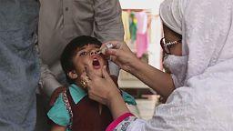 Polio in decline in Pakistan