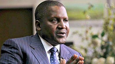 Nigeria recession: Dangote sacks 36 expatriates, 12 Nigerians