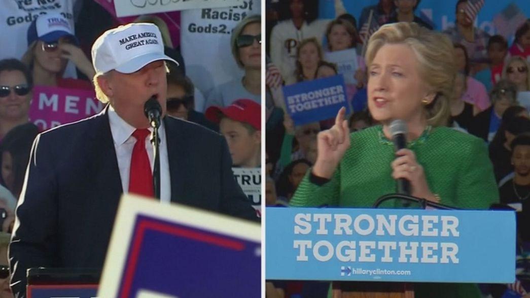 США: Флорида досрочно голосует на выборах президента