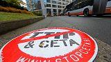 Wallonischer Parlamentspräsident: CETA darf kein trojanisches Pferd sein