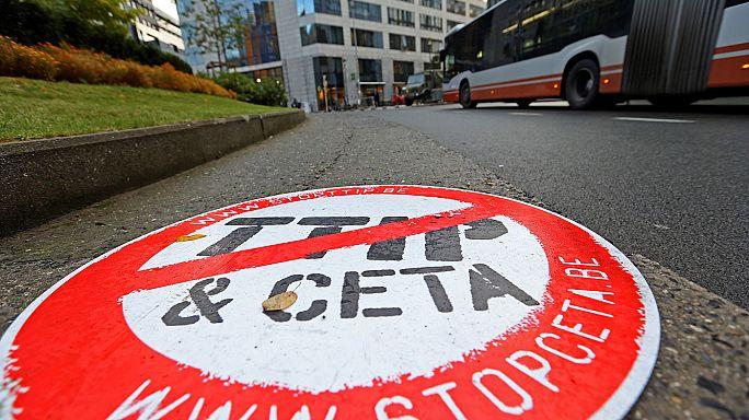 CETA, rechazo político y jurídico