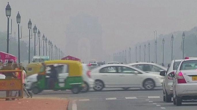 Rekordot ért el a CO2 légköri koncentrációja