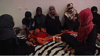 Libérée de l'enfer de Daesh en Libye, une jeune fille témoigne