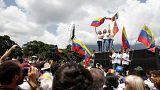البابا فرنسيس يتوسط لعقد اجتماع موسع بين الحكومة والمعارضة في فنزويلا