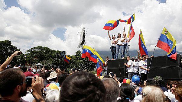 Nicolas Maduro, a sorpresa, dal Papa