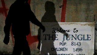A Calais-i Dzsungellakók harmadát már hétfőn átköltöztették