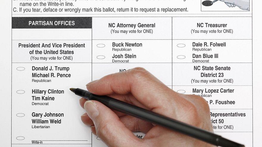 Florida, Texas y Kansas inician el voto anticipado en EEUU