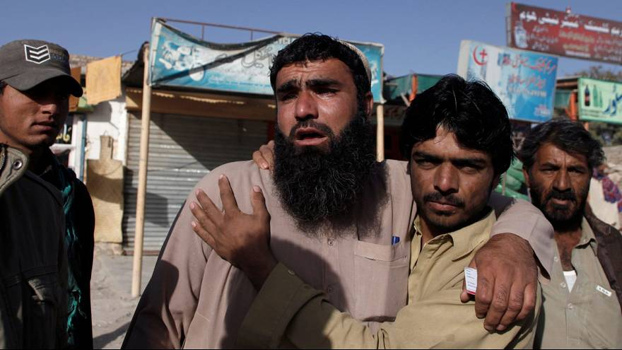 Pakistan, attentato suicida contro una scuola di polizia a Quetta, 59 morti