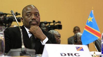 RD Congo : Joseph Kabila se félicite du respect de la Constitution lors de la tenue du dialogue