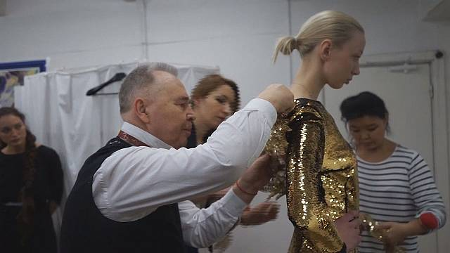 'Red Dior' Slava Zaitsev