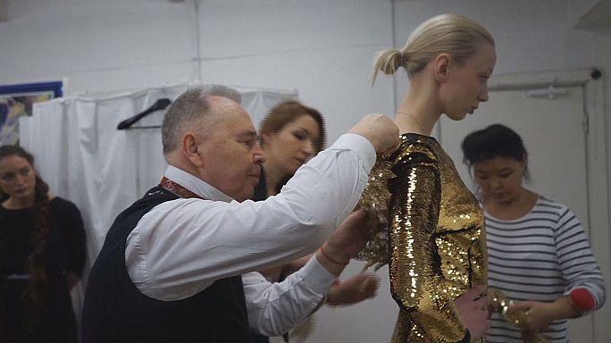 Moskova'da Kızıl Dior rüzgarı