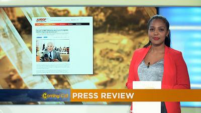 Press Review of October 25, 2016 [The Morning Call]