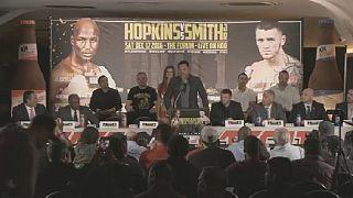 Boxe : Hopkins remonte sur le ring pour un dernier combat